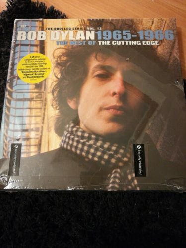 popsike com - Bob Dylan - The Cutting Edge Best Of 65-66