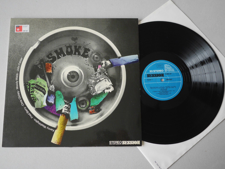 popsike com - 1970 LP SMOKE Kenny Washington, Fred Berry