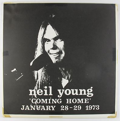 Neil Young - Coming Home LP - Contra Band VG++