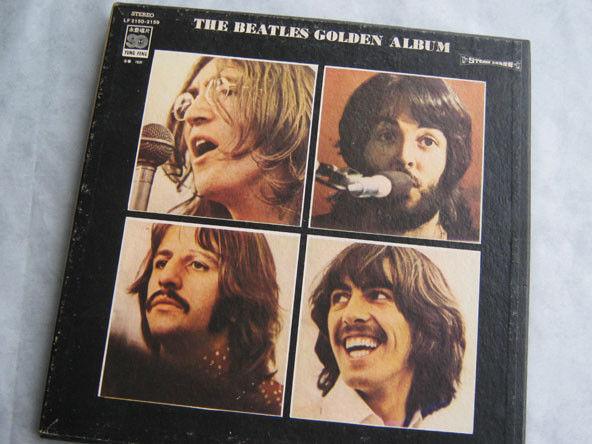 "THE BEATLES GOLDEN ALBUM, 10 LP Boxset TAIWAN  LF 2150 - 2159  RARITY   "" "" "" """