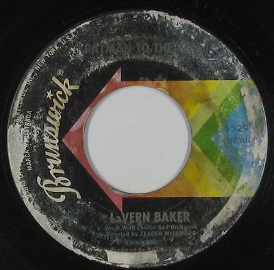 R&B Soul 45 - Lavern Baker - Batman To The Rescue - Brunswick - mp3