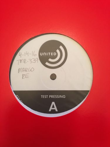 Third Man Records Margo Price Midwest Farmer's Daughter TEST PRESSING United TMR