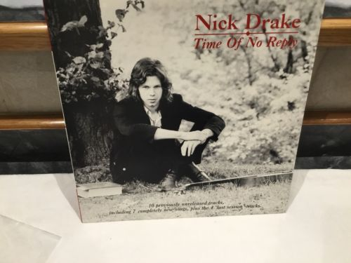 Nick Drake Time Of No Reply - 1986 Hannibal Vinyl LP - EX