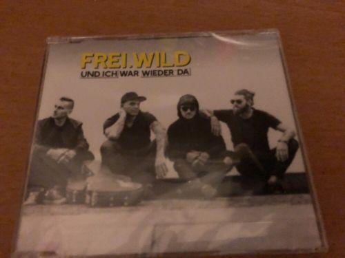 Popsikecom Freiwild Single Und Ich War Wieder Da Auction Details
