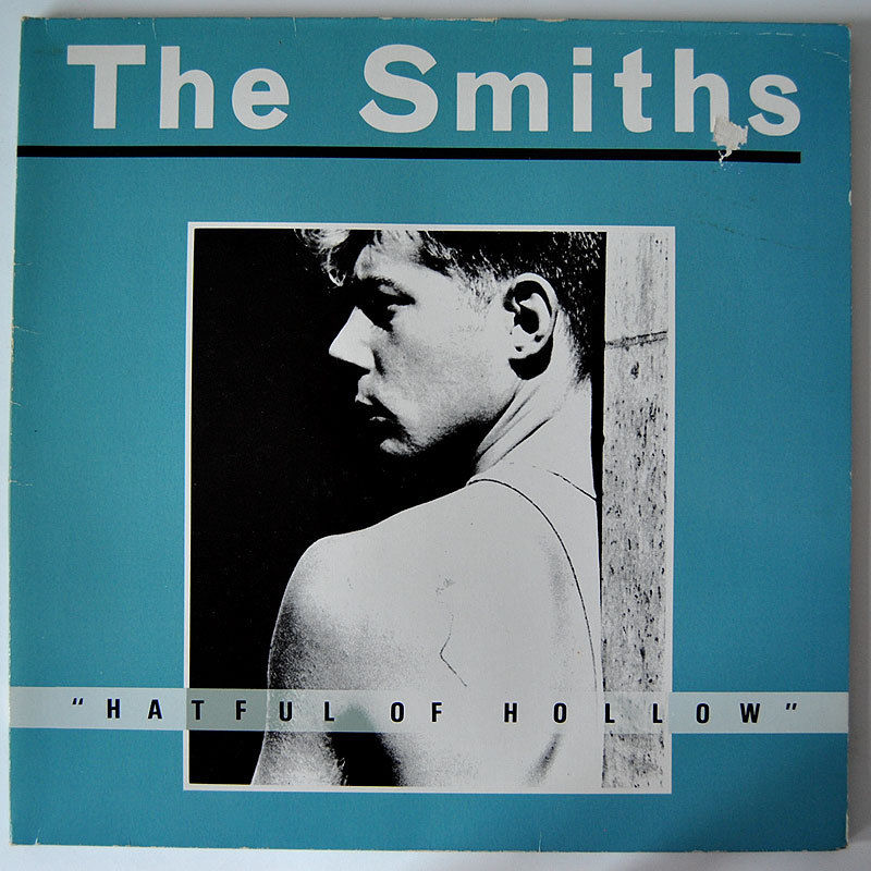Original LP / Vinyl THE SMITHS: Hateful Of Hollow, 1984