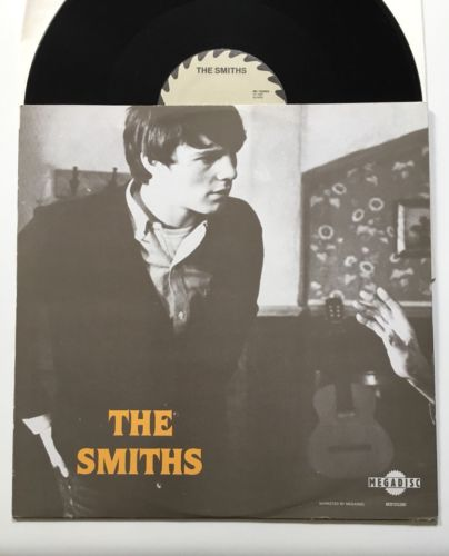 """The Smiths - Stop Me If You Think Rare 12"""" Holland Morrissey"""