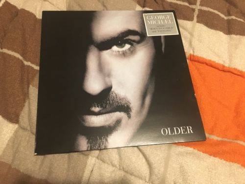George Michael Older Vinyl LP  1996