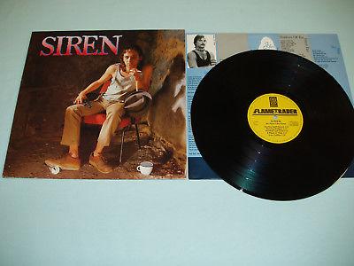 "SIREN No Place Like Home 12"" vinyl record LP Crimson Glory NWOBHM private press"