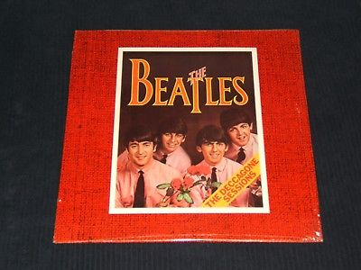 THE BEATLES THE DECCAGONE SESSIONS: AUDITION TAPES PLUS OTHER RARITIES  SEALED