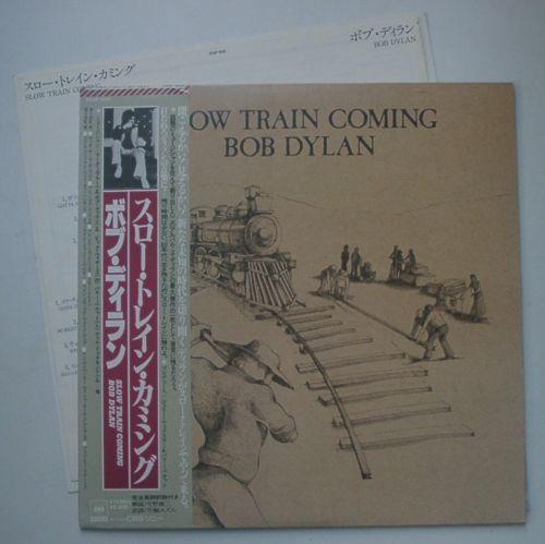 BOB DYLAN - LP - JAPAN - Slow Train Coming - 25AP1610