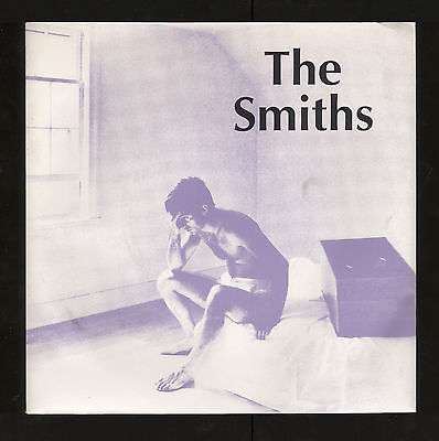 """THE SMITHS RARE DUTCH / HOLLAND VINYL 7"""" W/PC HOW SOON IS NOW ROUGH TRADE 1984"""