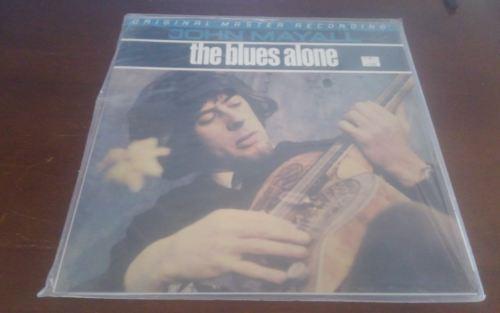 john mayall the blues alone MFSL still sealed limited edition vinyl LP