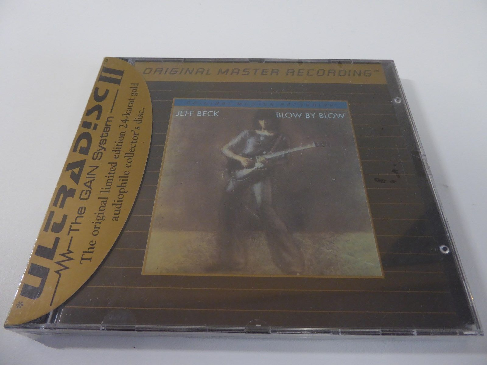 popsike com - MFSL GOLD CD SEALED Jeff Beck - Blow by Blow