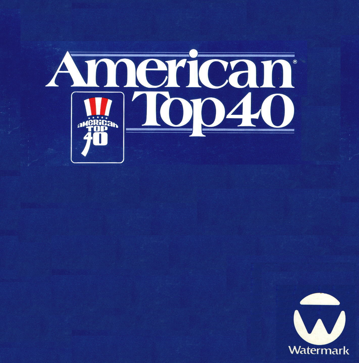 popsike.com - American Top 40 8-21-82 Soft Cell Asia Genesis Motels ...