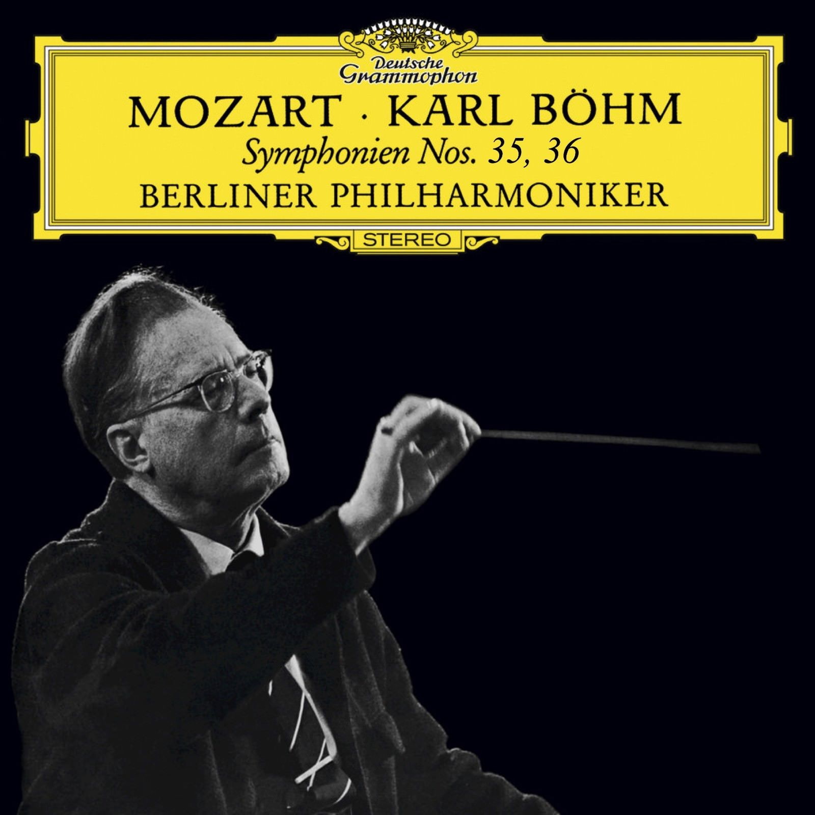 2 TRACK, 15 IPS, MOZART SYMPHONY 35 & 36, BOHM, BERLIN PHIL - Radio Station Reel
