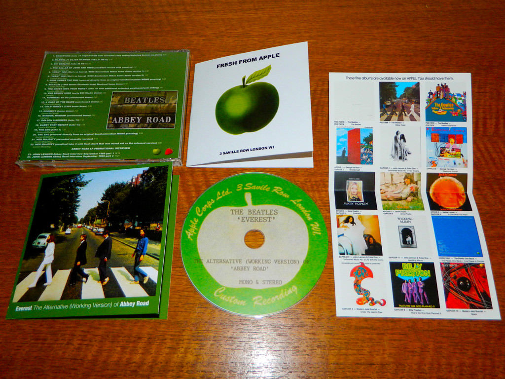 popsike com - BEATLES EVEREST ALTERNATIVE ABBEY ROAD (INC MONO