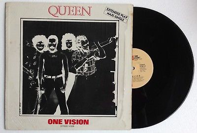 """Philippines Queen 12"""" extended single One vision"""