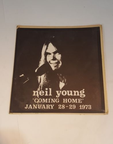 Neil Young - Coming Home LP - Contra Band vinyl Record