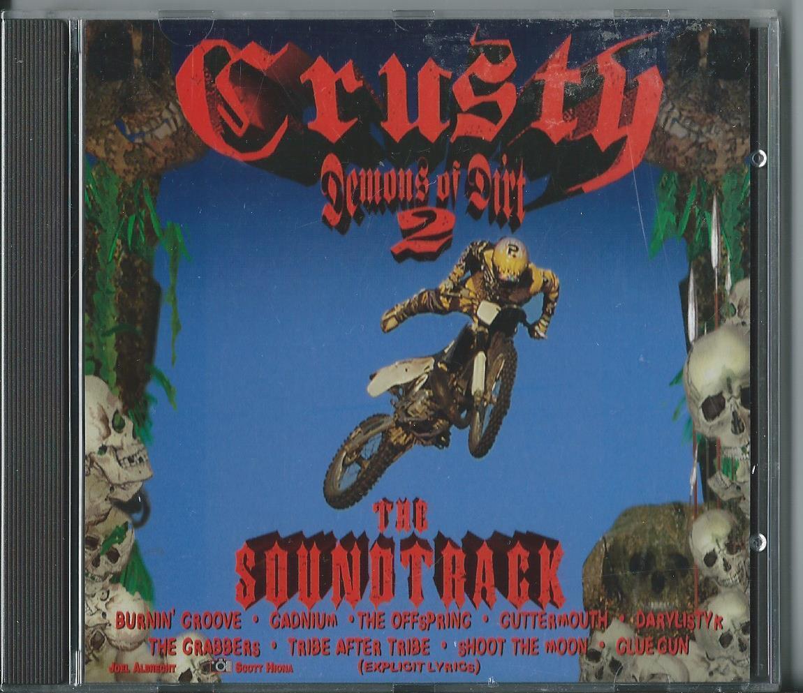 popsike com - CD CLEARANCE SALE CRUSTY DEMONS OF DIRT 2