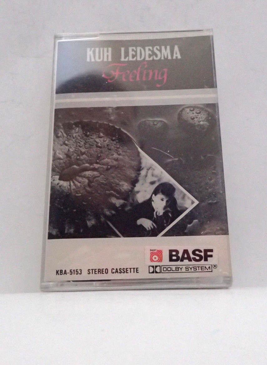 popsike com - KUH LEDESMA FEELING KBA-5153 AUDIO CASSETTE