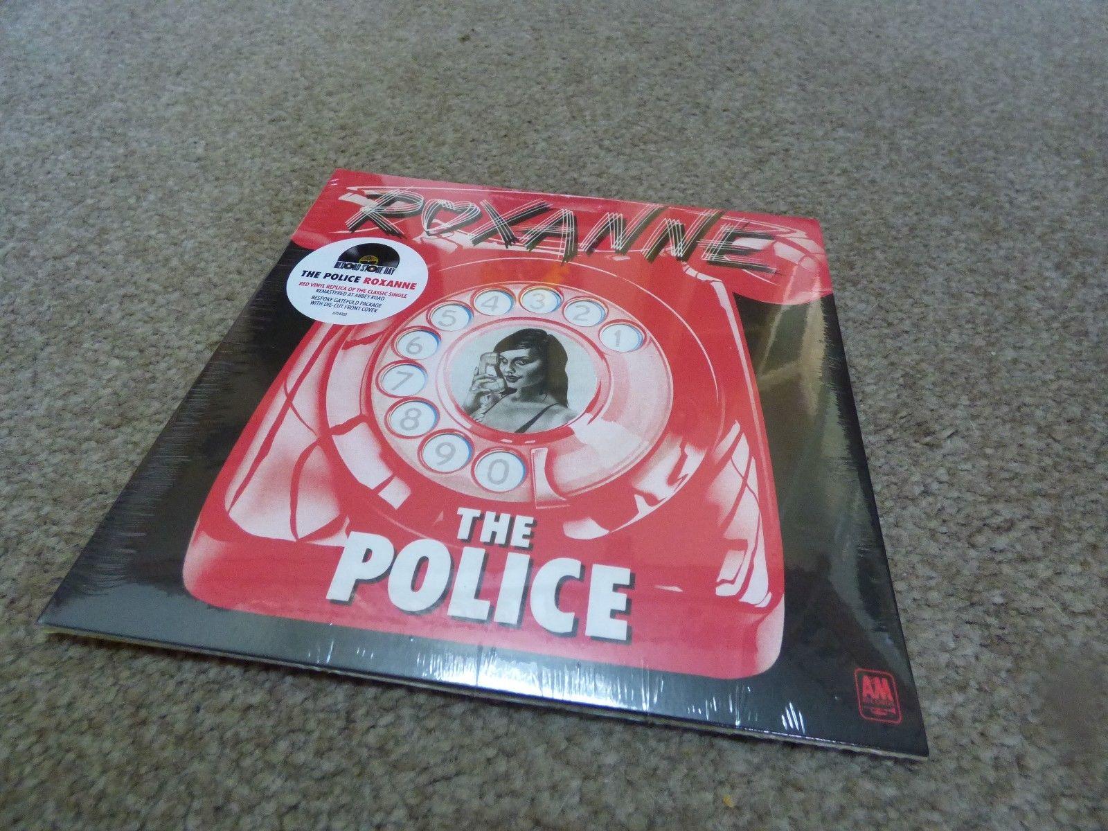 popsike com - THE POLICE - ROXANNE (NEW 2018 RSD / RECORD