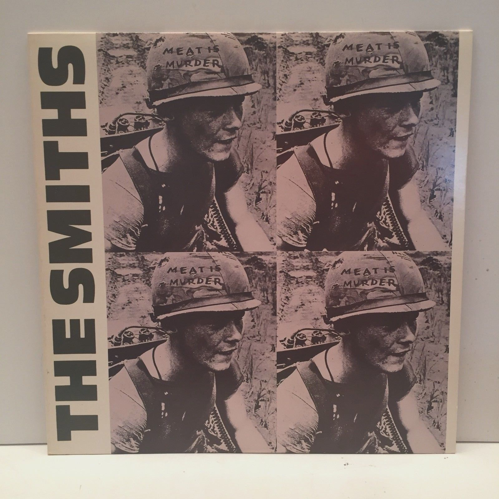 The Smiths Meat is Murder LP Album 1985 Sire 25269-1 NM
