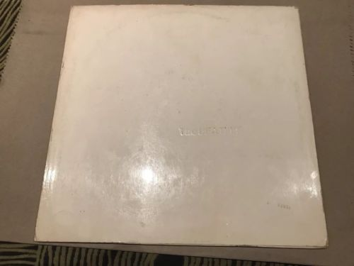 The Beatles White Album LP OZ Stereo Pressing #61950