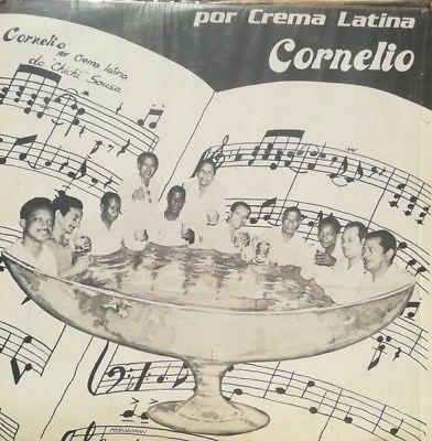 Panama Salsa LP Cornelio por Crema Latina de Chachi Sousa Xioyapa HEAR
