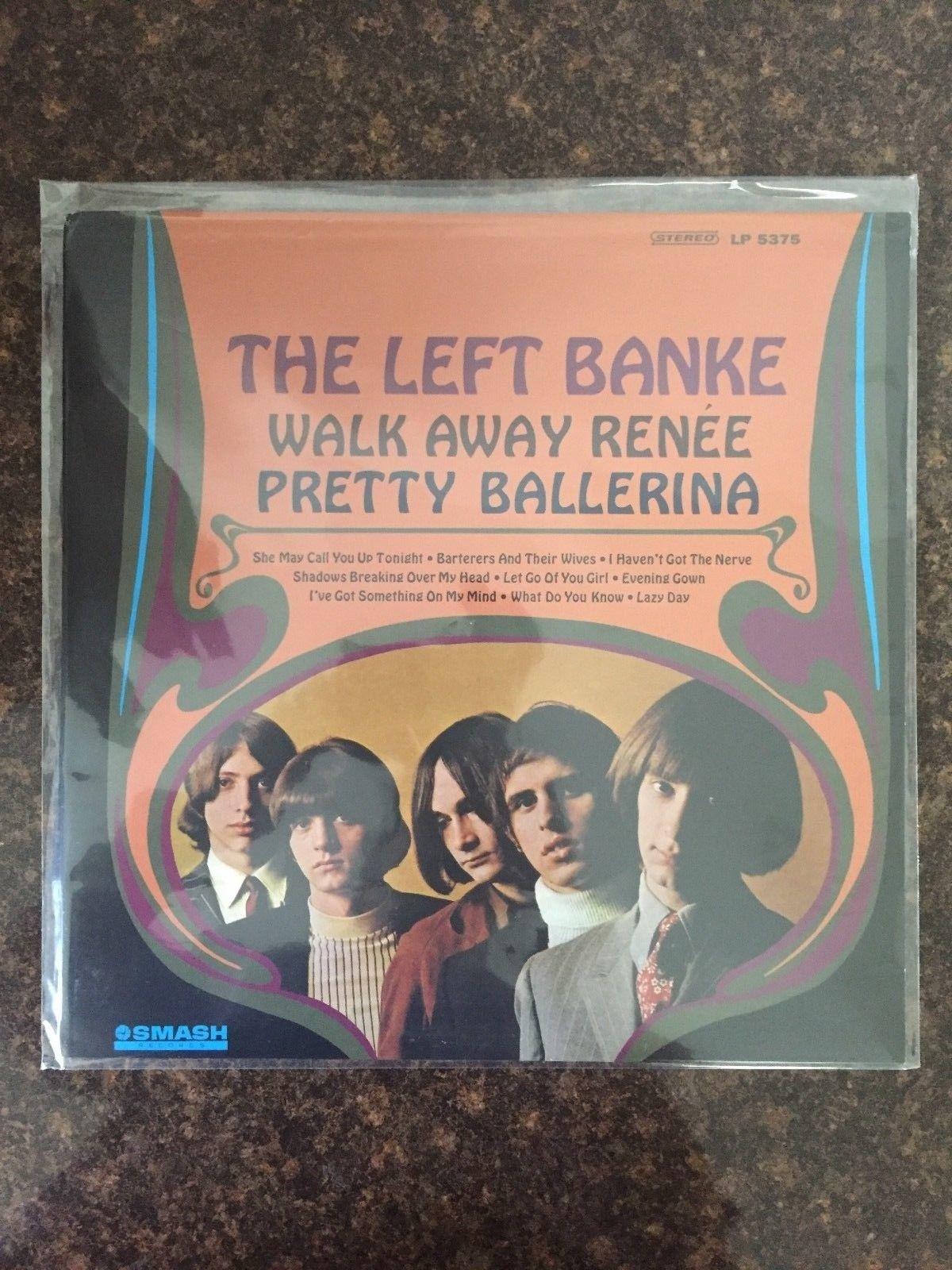 THE LEFT BANKE WALK AWAY RENEE PRETTY