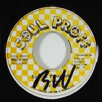 "Gaylads ""Love & Prosperity"" Reggae 45 Soul Proff mp3"