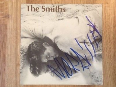 "Morrissey Signed The Smiths This Charming Man 7"" Single"