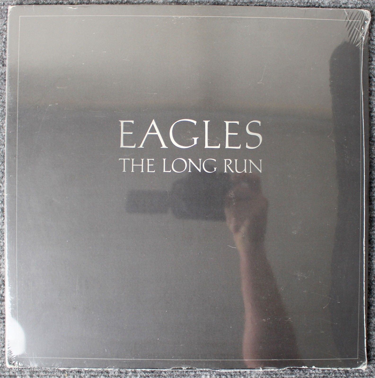 Eagles   The Long Run   Original '79 LP   FACTORY SEALED