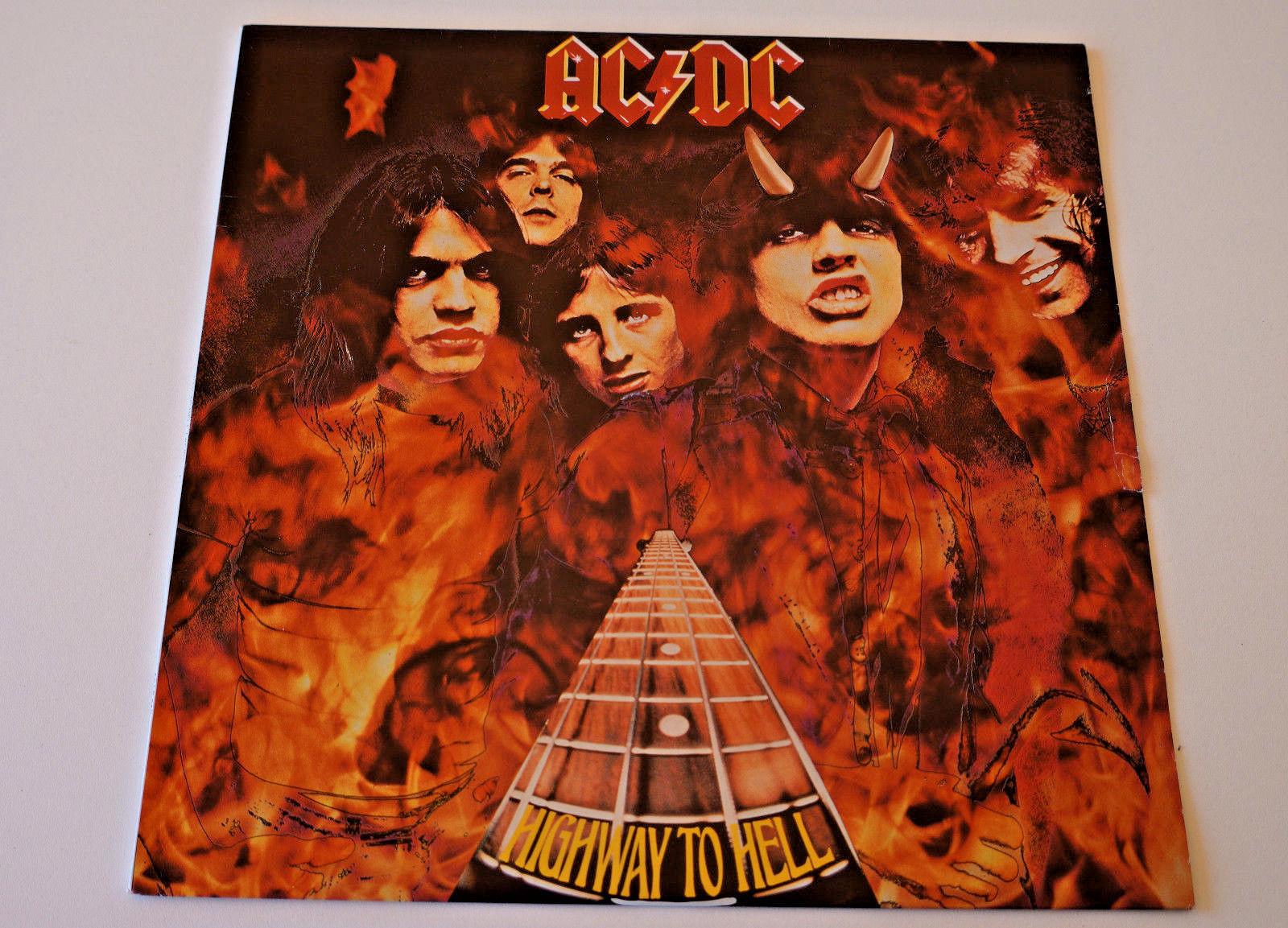 popsike.com - AC/DC - Highway To Hell - 1979 Australia 1st ...