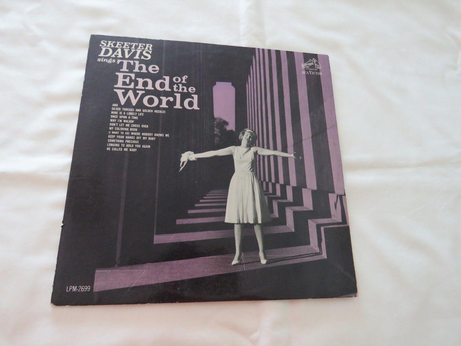 popsike com - 1963 Skeeter Davis