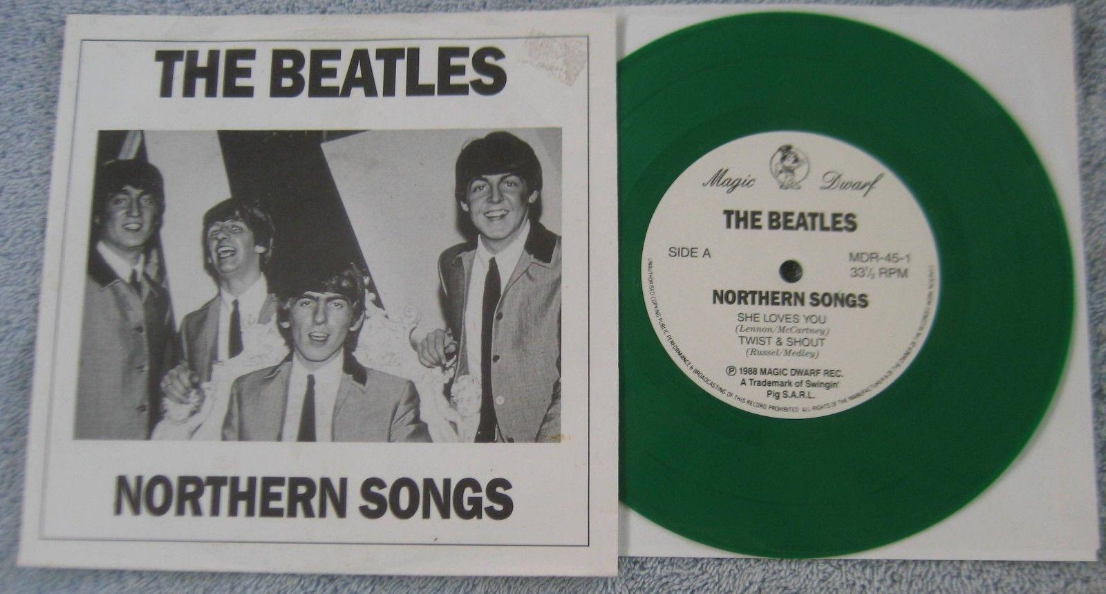 The Beatles A Hard Days Night No. 2 Australian 7 vinyl