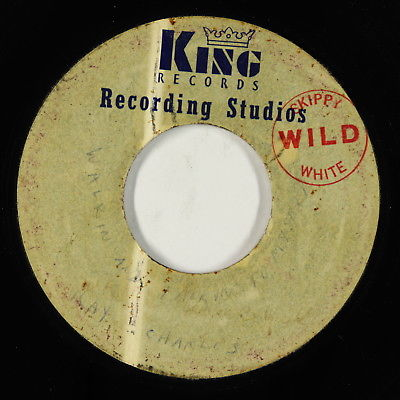 Blues Acetate 45 - Ray Charles - Walkin' and Talkin' To Myself - King - mp3