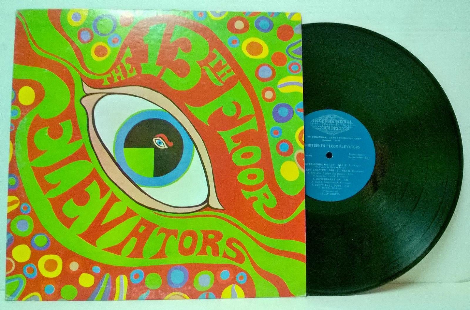13th FLOOR ELEVATORS Psychedelic Sounds