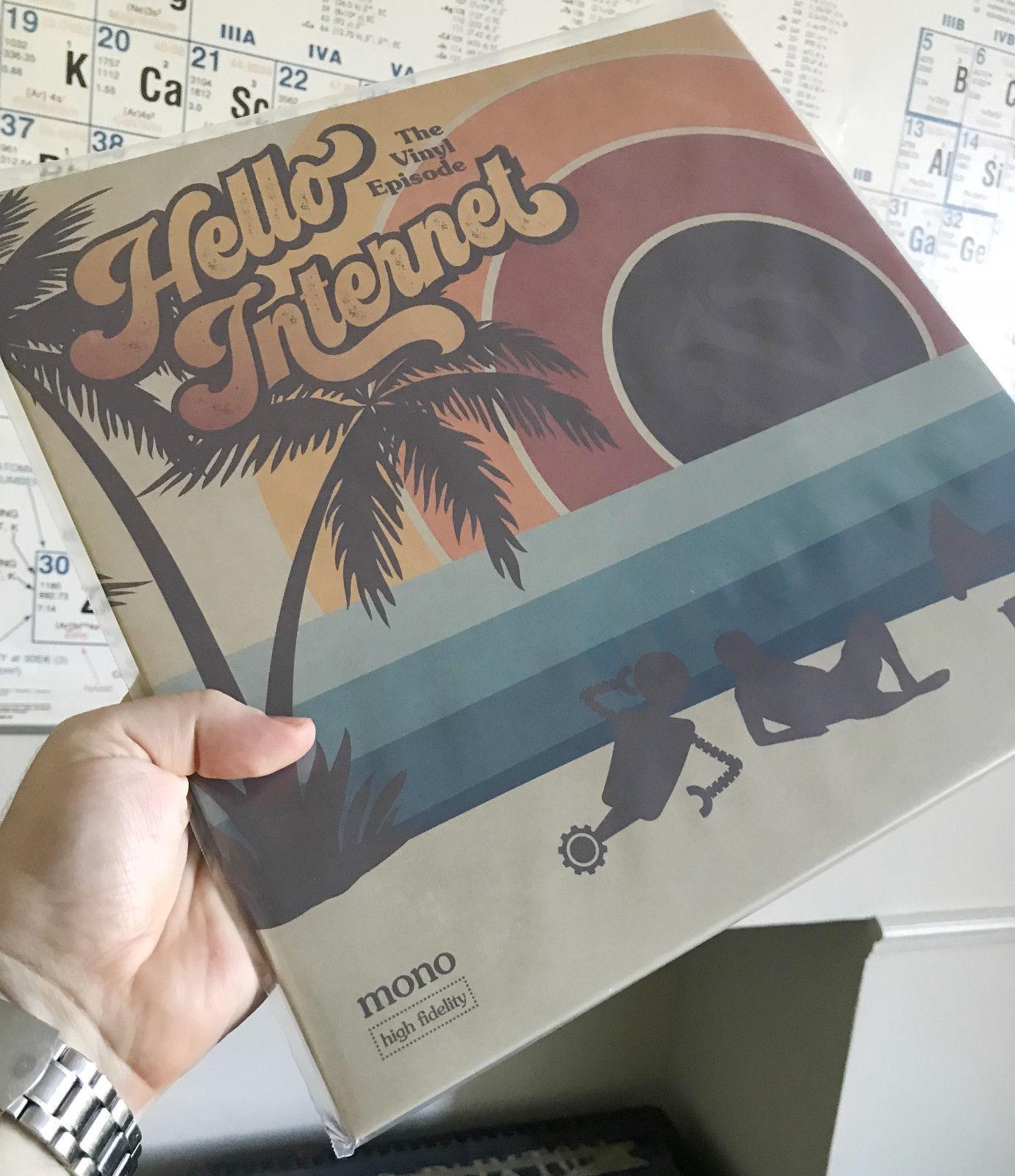 Hello Internet Vinyl Epsiode (Mint Condition)