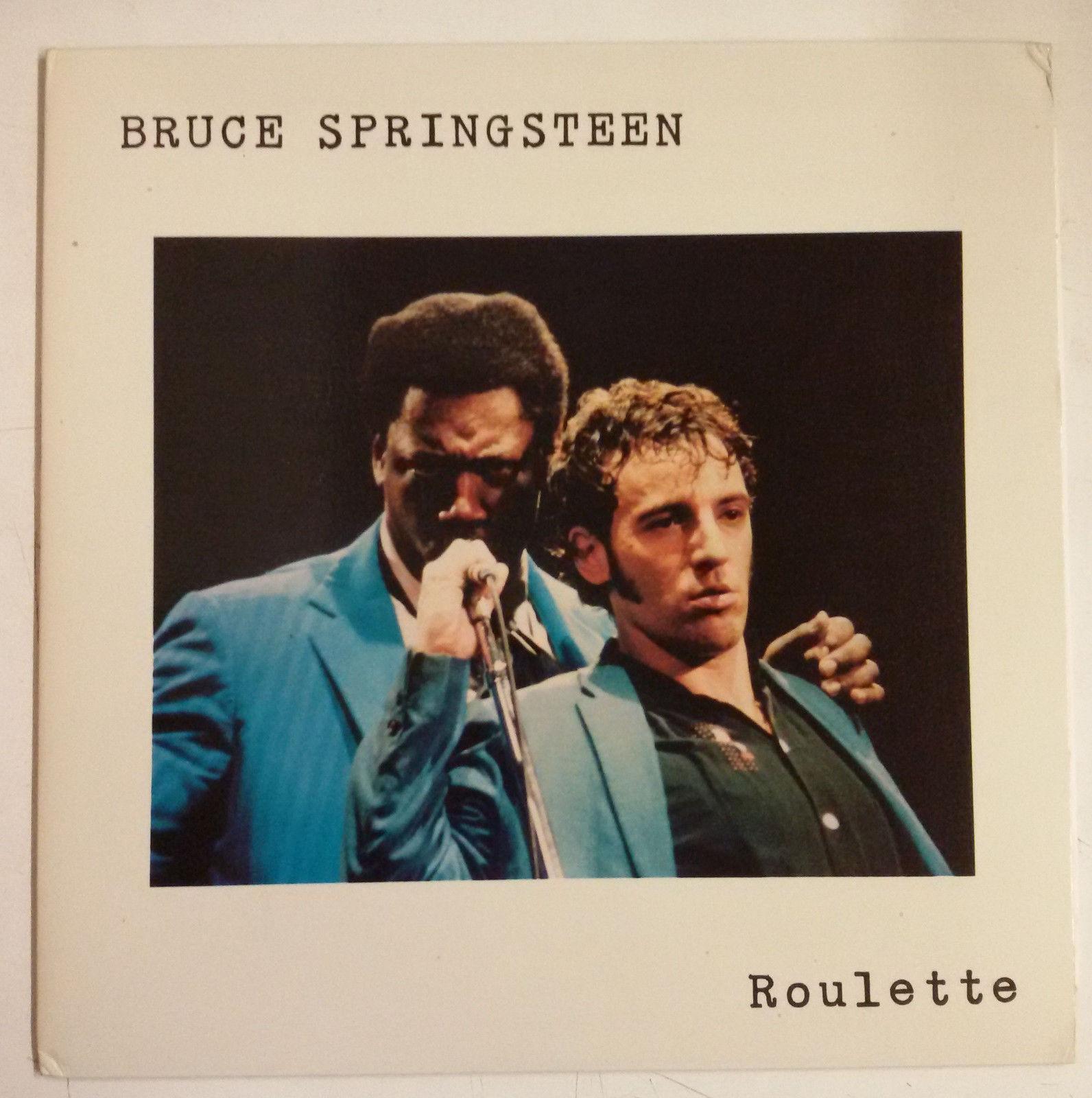 Bruce Springsteen Roulette LP