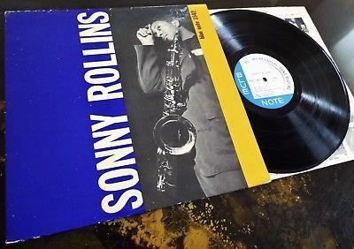 Sonny Rollins / Wynton Kelly / Donald Byrd **US Blue Note BLP 1542 Mono**