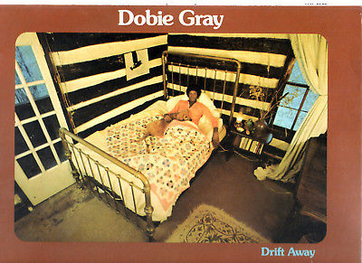"""""""SOUL"""".DOBIE GRAY.DRIFT AWAY.UK ORIG """"A-1/B-1"""" LP & INN/SL.EX+"""