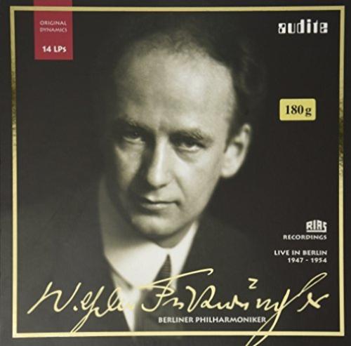 Furtwangler; Berliner Philh...-Edition Wilhelm Furtwan (UK IMPORT)  VINYL LP NEW