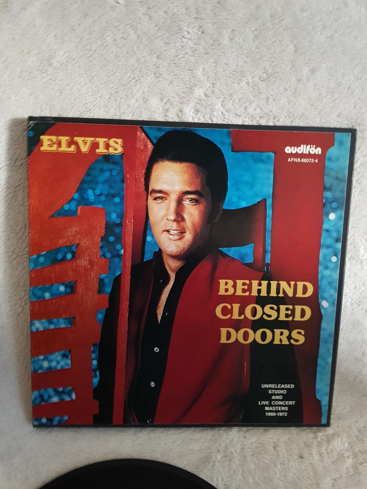 Elvis Behind Closed Doors