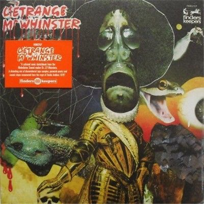 HORRIFIC CHILD-L'Étrange Mr Whinster LP (2009) M A S S I E R A   C L A S S I C F