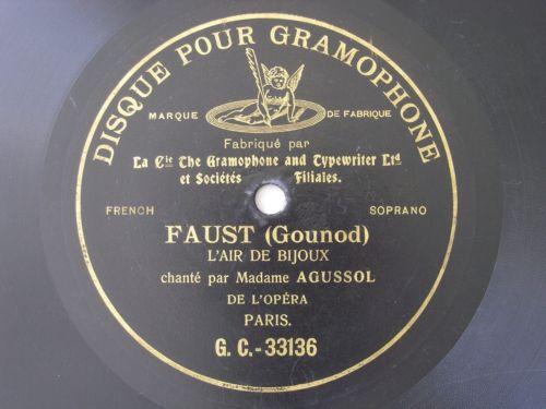 où acheter dernière remise grand assortiment popsike.com - Charlotte Agussol Faust Air des Bijoux Black ...