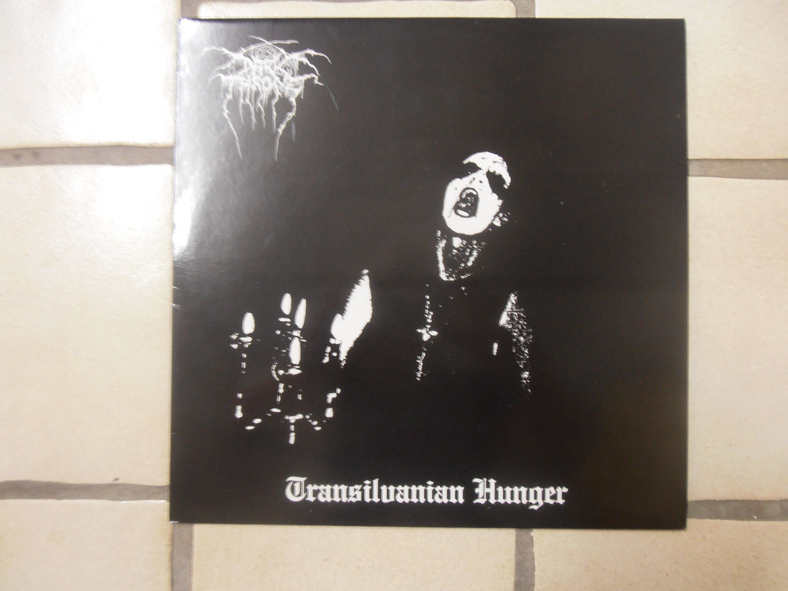 LP Darkthrone - Transilvanian Hunger LP (FIRST PRESS 1994)