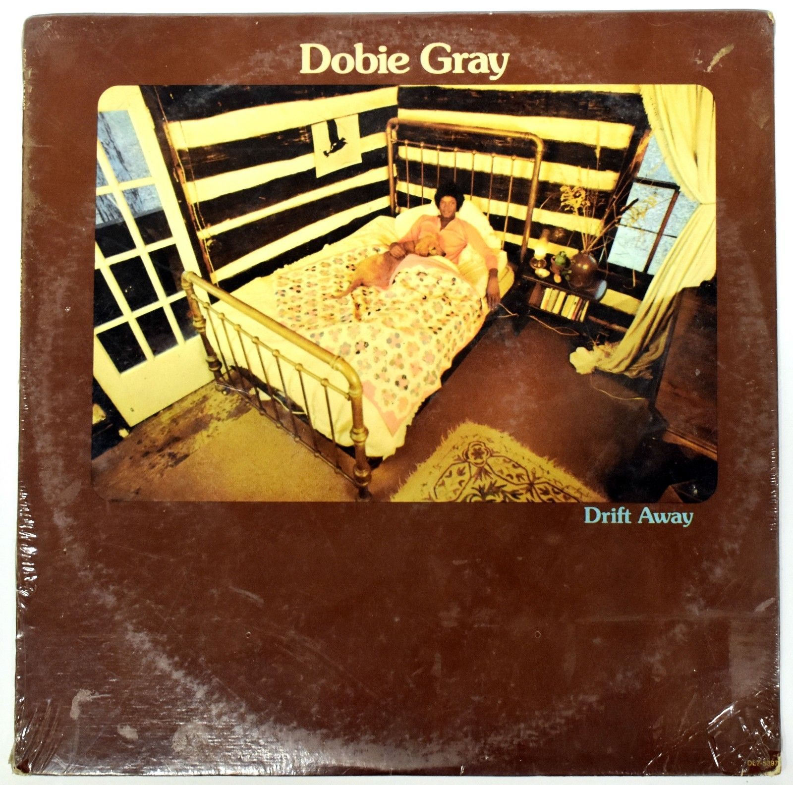"Dobie Gray – ""Drift Away"" - SEALED – 1973 – Decca DL7-5397 – 12"" Soul / Rock LP"