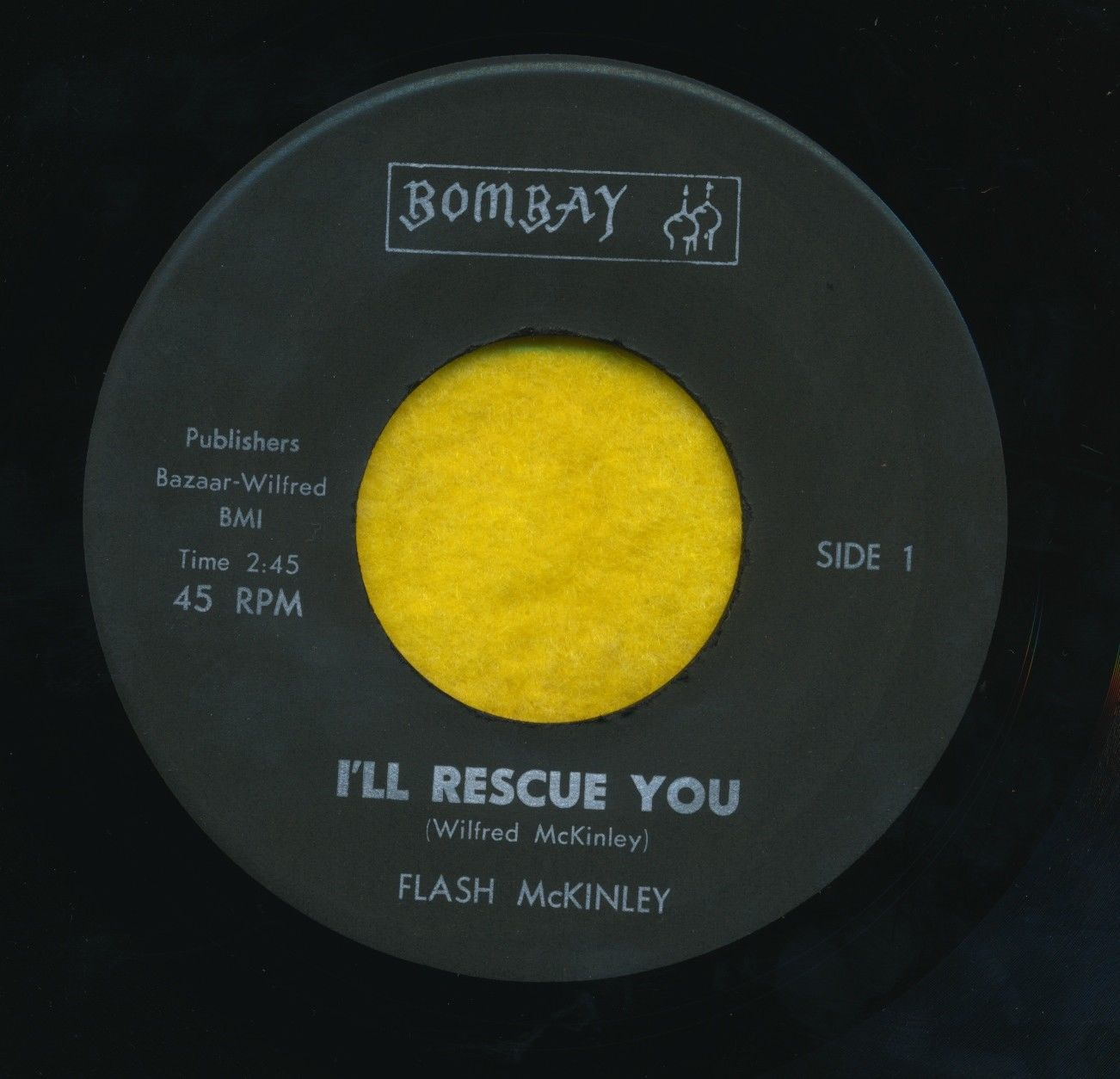 popsike com - FLASH MCKINLEY I'll Rescue You / Milly  RARE
