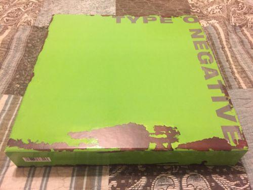 Type O Negative - None More Negative vinyl box set. Great condition. RARE.