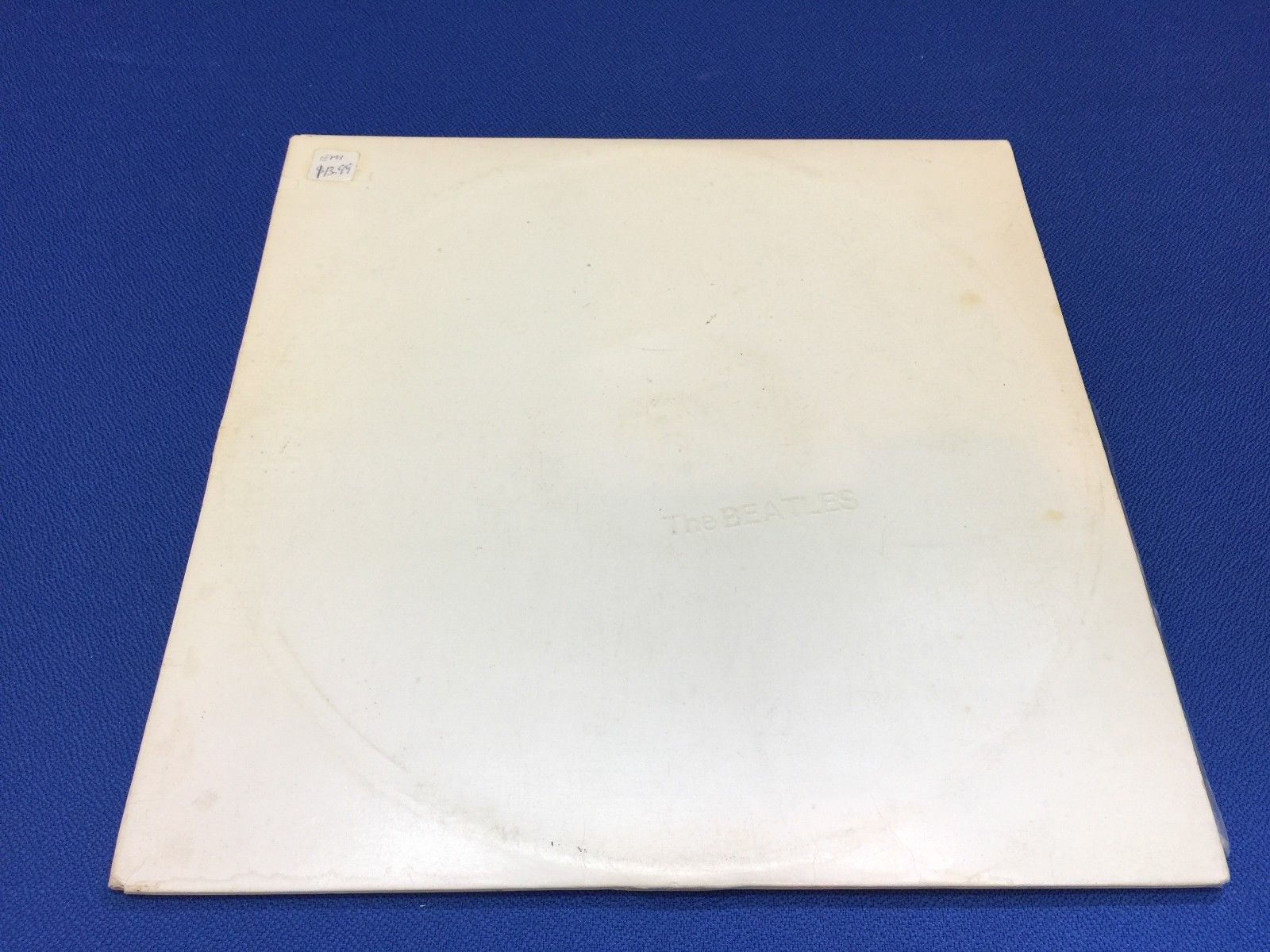 Beatles White Album OZ Release  LP Vinyl Record